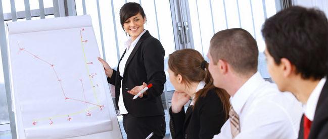 Организация повышения квалификации работников на Вашем предприятии