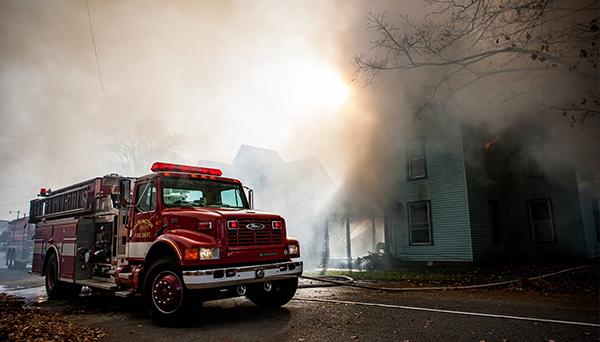 Вступили в силу изменения в области пожарной безопасности.