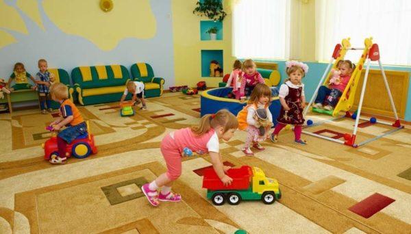 Всё лучшее — детям! Краснодарский край увеличит количество яслей в садах